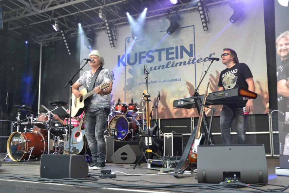 """Rocken ohne Limit - bei freiem Eintritt - heißt es auch heuer wieder beim legendären """"Kufstein Unlimited""""."""