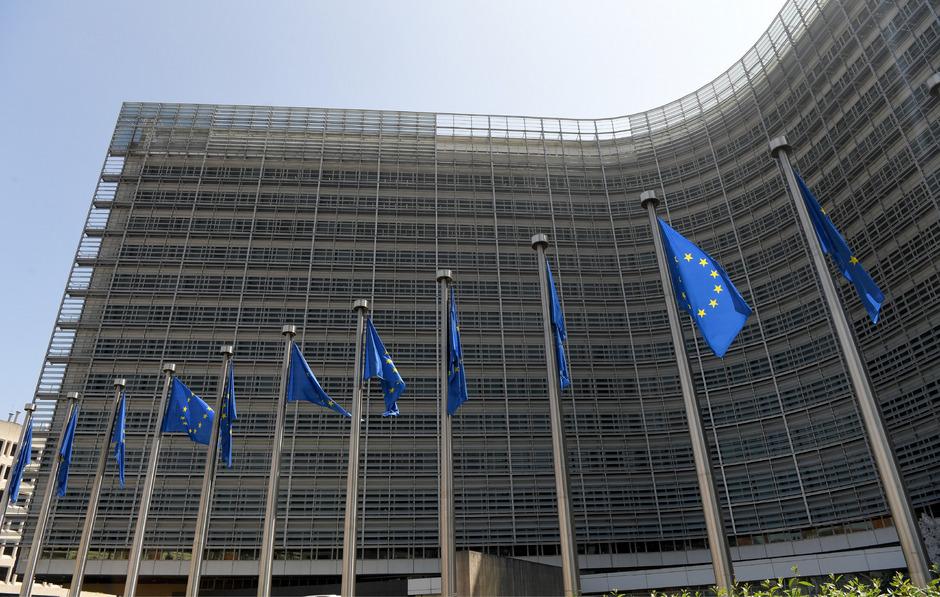 Sitz der EU-Kommission in Brüssel