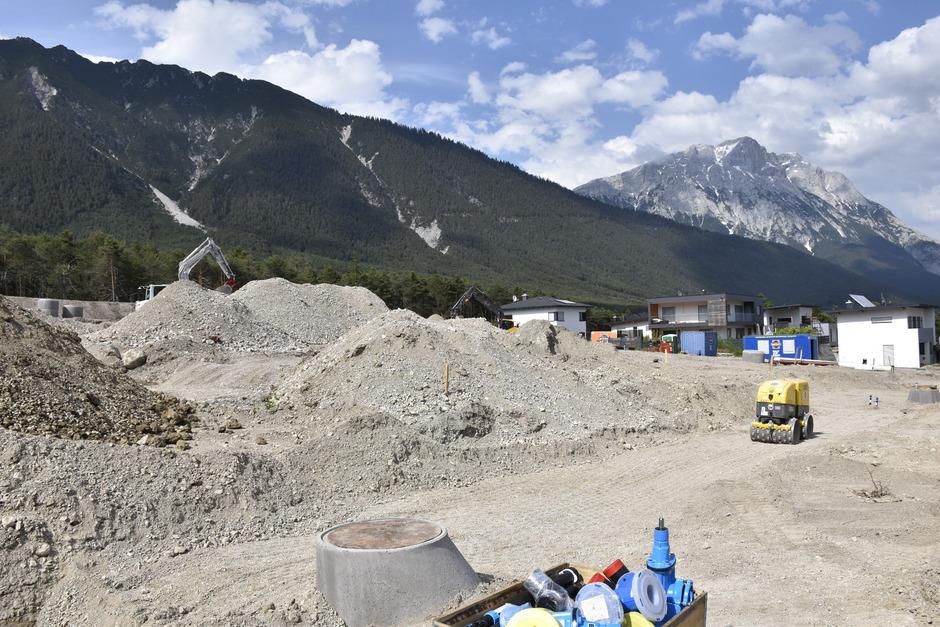 13 neue Bauplätze werden angelegt.