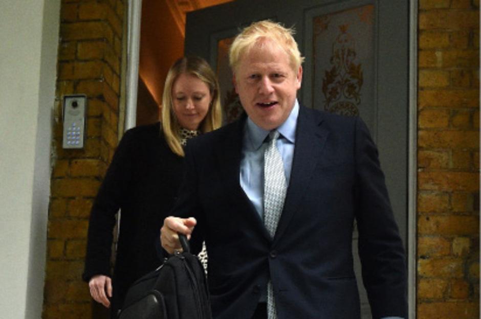 Boris Johnson ist Favorit auf die Nachfolge von Theresa May.