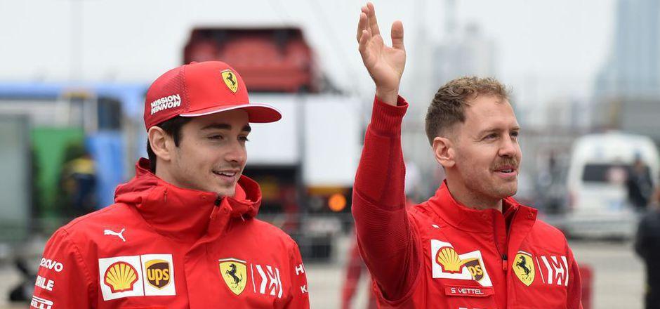 Die Wut im Bauch soll Sebastian Vettel auf der Rennstrecke beflügeln.