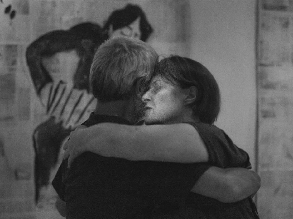 Im Fotoforum: Tangotänzer (Ausschnitt) von Birgit Gufler.