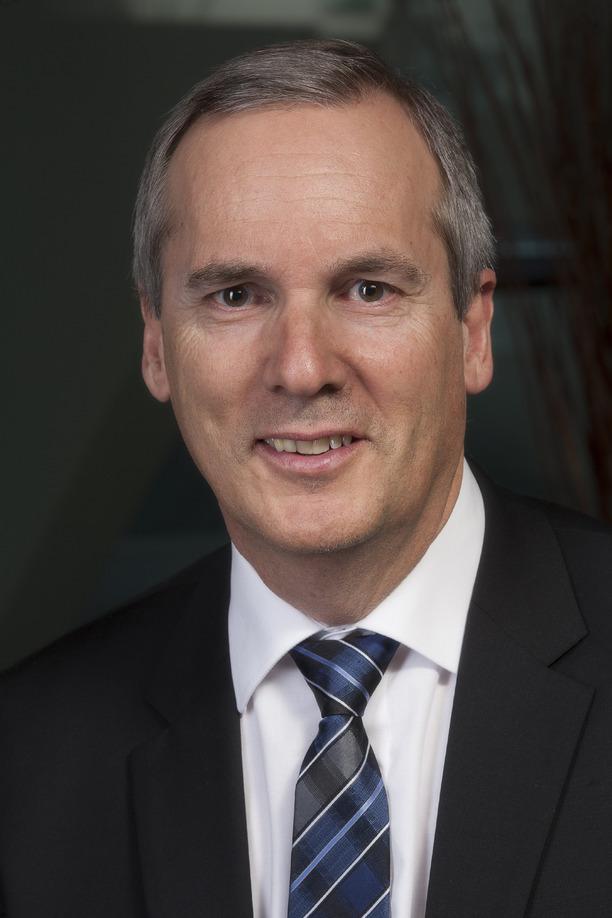 Vorstandschef M. Hörmann.