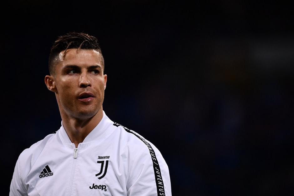 Cristiano Ronaldo erhielt eine Vorladung vor eine US-Gericht.