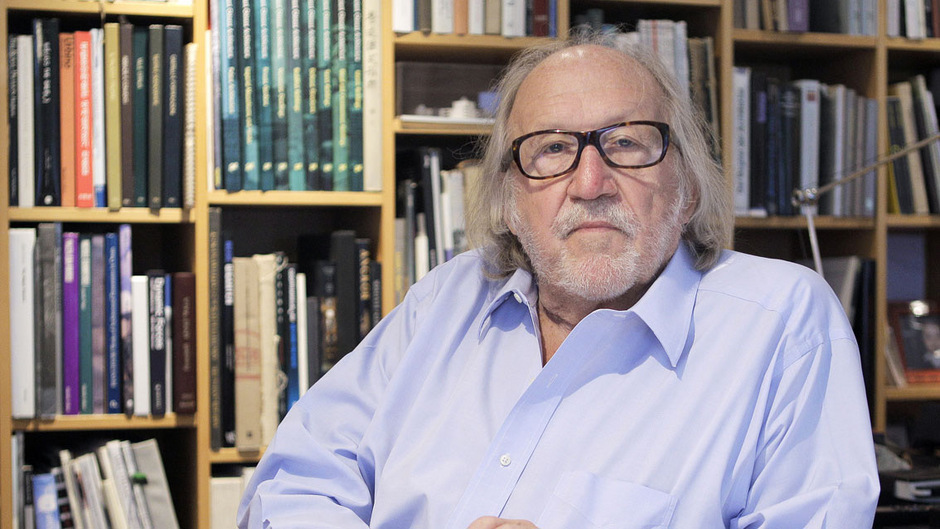 Wilhelm Holzbauer auf einer Archivaufnahme aus dem Jahr 2010.