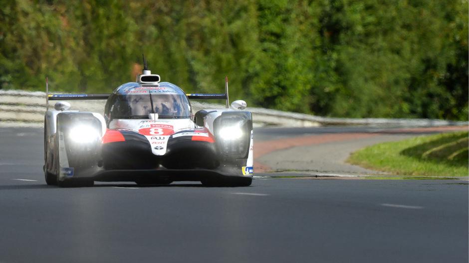 Fernando Alonso fuhr zu seinem zweiten Triumph in Le Mans.