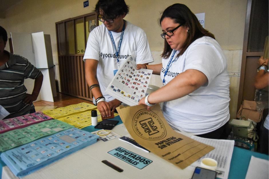 Bei der Wahl in Guatemala soll es zu Unregelmäßigkeiten gekommen sein.