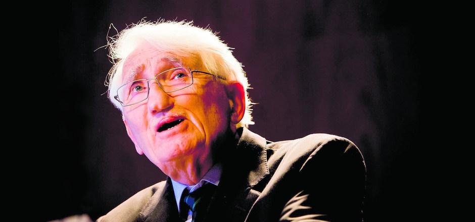 Vernunft als Voraussetzung für die Verständigung: Jürgen Habermas, geboren heute vor 90 Jahren in Düsseldorf, zählt zu den herausragenden Vertretern der Kritischen Theorie.