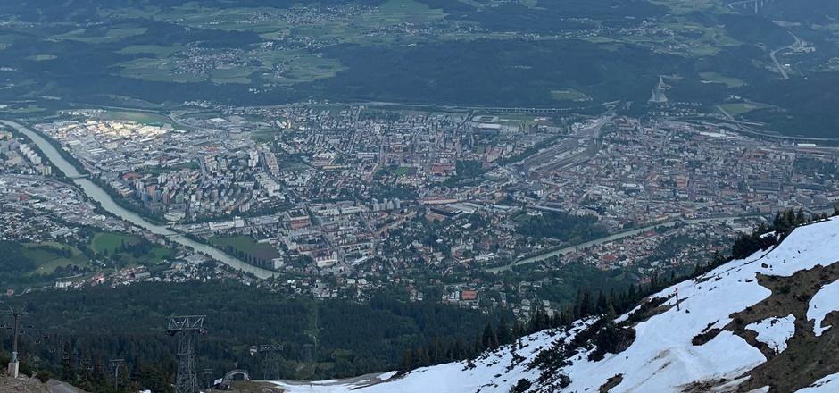 Die Stadt Innsbruck wächst. Die größte Herausforderung für die Politik ist das Sicherstellen von leistbarem Wohnraum.