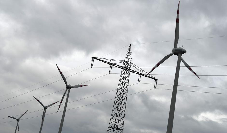 In Deutschland führte die Witterung im Frühjahr zu verstärkter Stromproduktion aus Wind und Sonne. Der Kohleverbrauch sank.
