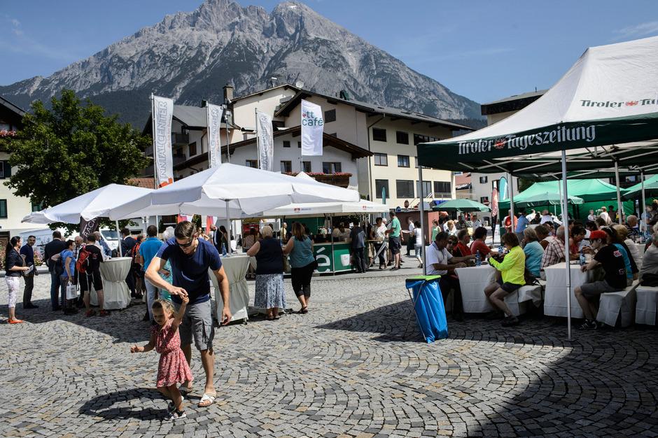 Am Samstag gibt es beim TT-Café in Telfs wieder jede Menge Unterhaltung und Information.