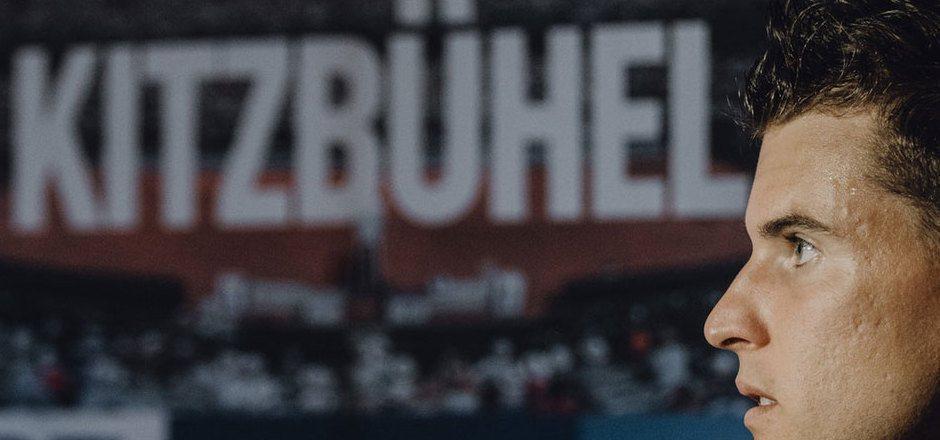 Die Nummer eins beim Turnier in der Gamsstadt: Dominic Thiem.