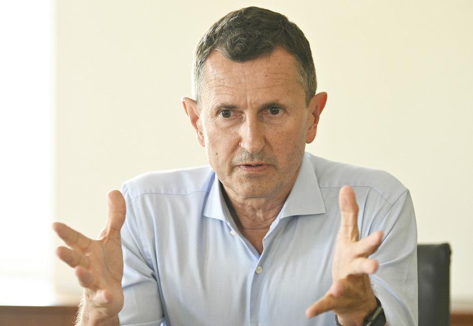 Verteidigungsminister Thomas Starlinger.