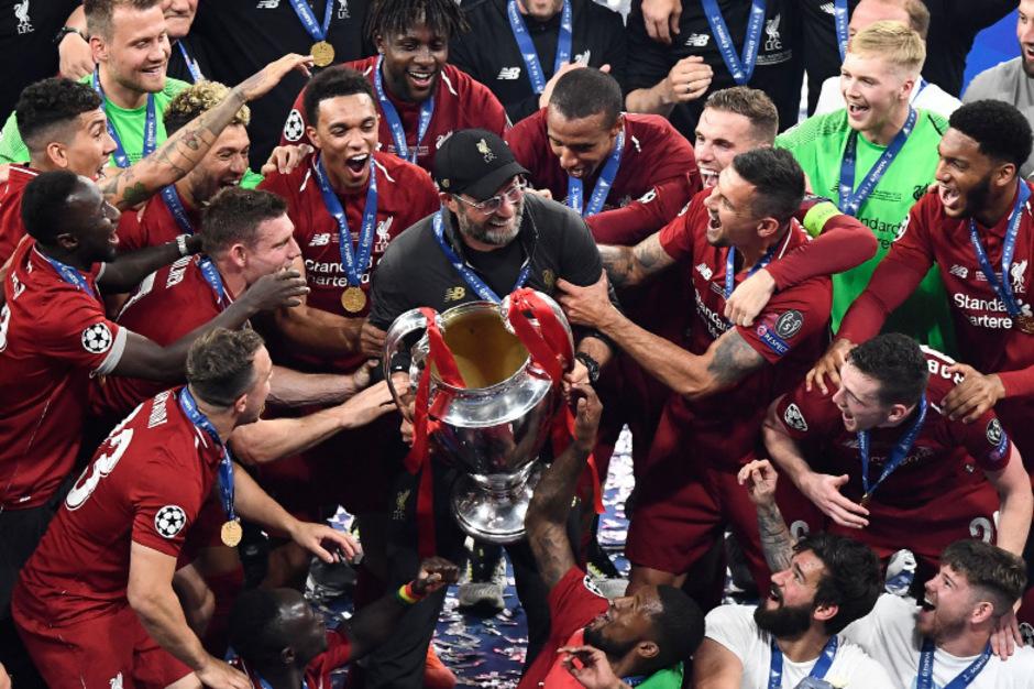 Liverpool jubelte heuer über den Titel in der Champions League. Wie die Fußball-Königsklasse in Zukunft ausschaut, ist noch ungewiss.