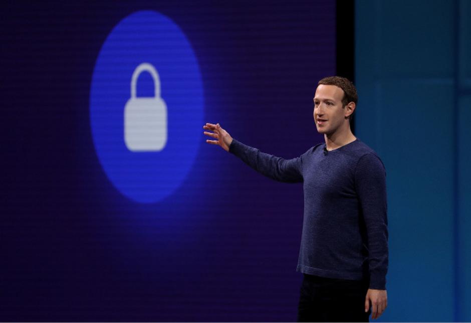 Facebook-Chef Mark Zuckerberg.
