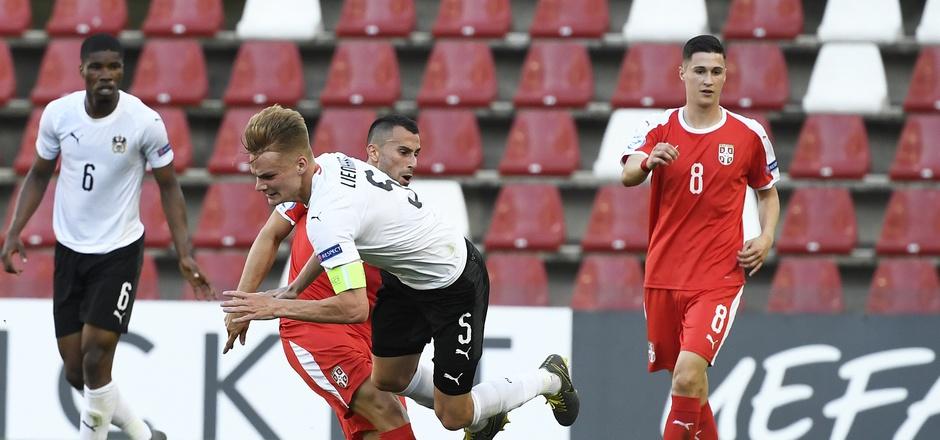 Nach dem Auftaktsieg gegen Serbien wartet auf Kapitän Philipp Lienhart und Co. gegen Dänemark die nächste Bewährungsprobe.