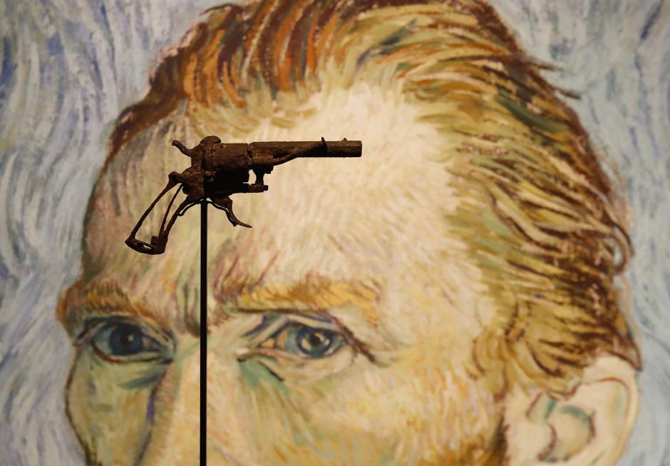 Der weltberühmte Maler Vincent Van Gogh starb im Juli 1890.