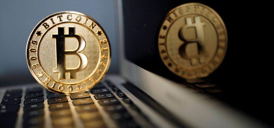 Der Betrüger forderte, mehrere Hundert Euro in Bitcoins an ein Online-Konto zu senden.