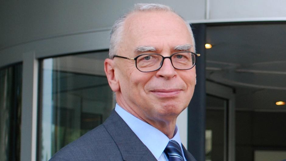 Klaus Ortner, Chef der IGO Industries Holding und Hauptaktionär der Baugesellschaft Porr.
