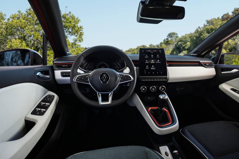 """Ab 12.490 Euro wird der neue Clio von Renault angeboten.<span class=""""TT11_Fotohinweis"""">Fotos: Werk</span>"""