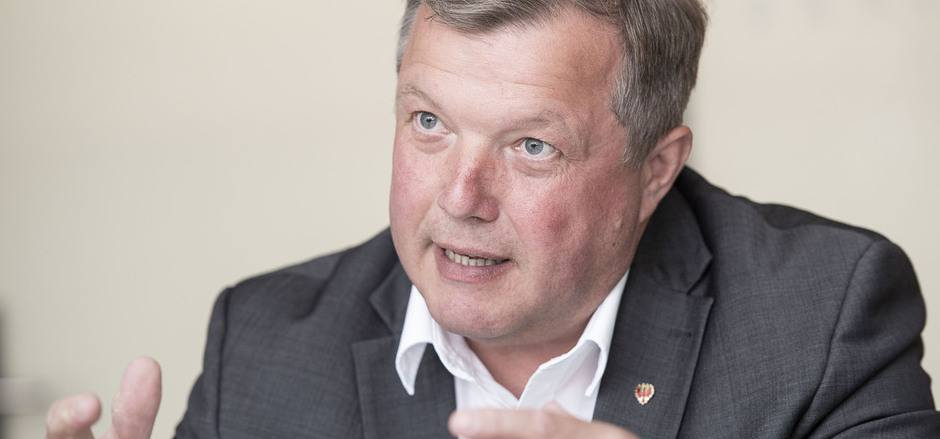 ÖVP-Landesrat Tilg lobt die medizinische Forschung.