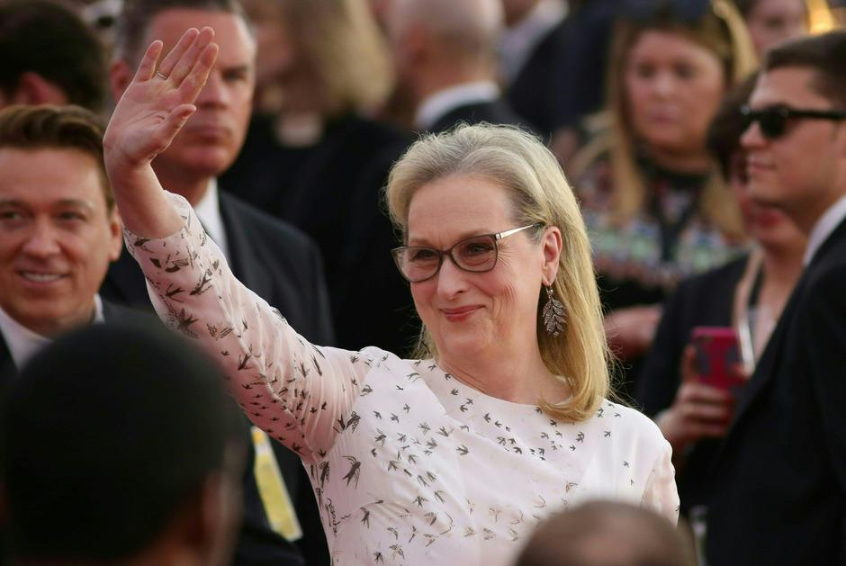 Meryl Streep zählt zu den erfolgreichsten Schauspielerinnen Hollywoods.