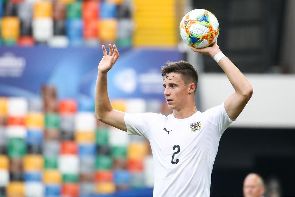 Der Kirchbichler Marco Friedl trifft am Sonntag gegen Deutschland auf ein paar bekannte Gesichter.