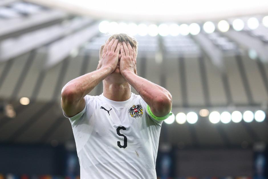 Lange rechnen müssen Österreichs Kicker nicht mehr: Gegen Favorit Deutschland muss ein Sieg her.