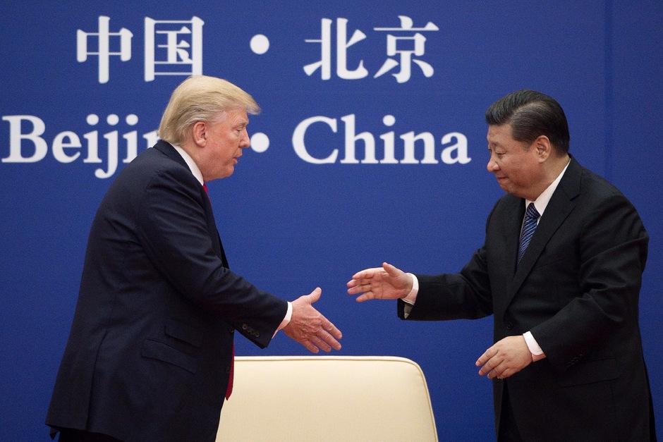Trump und Jinping treffen sich am Rand des G20-Gipfels.