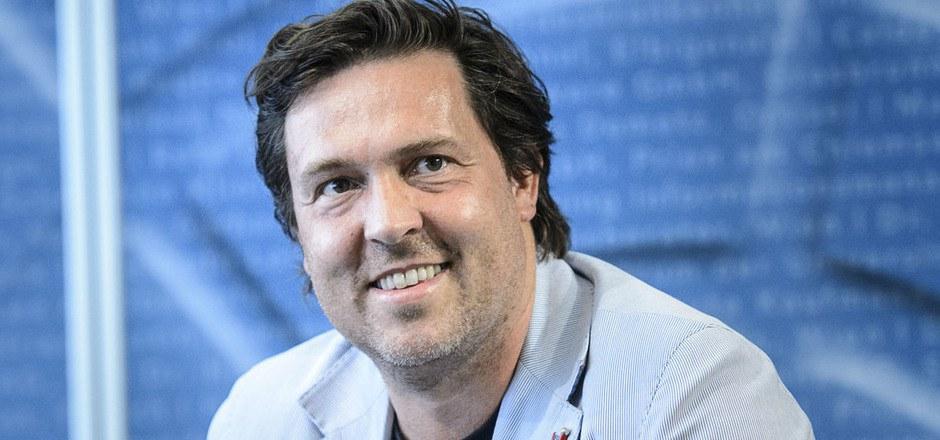 Der Tiroler Matthias Schrom ist seit Mai letzten Jahres Chefredakteur von ORF2 und hat neue Gesichter auf den Bildschirm gebracht.
