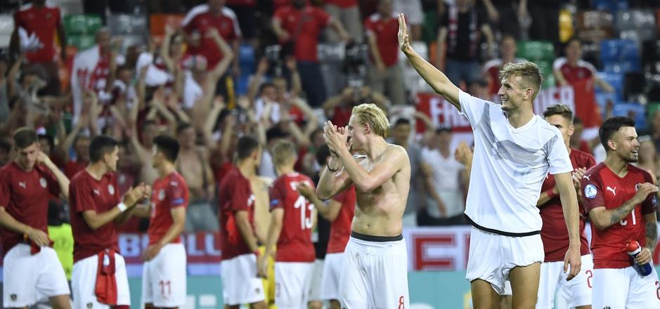 Österreichs Kicker mussten die Heimreise antreten. Das 1:1 gegen Deutschland war zumindest ein kleiner Trost.