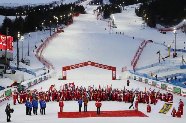 Im schwedischen Aare fand erst im Feber die alpine Ski-WM statt.