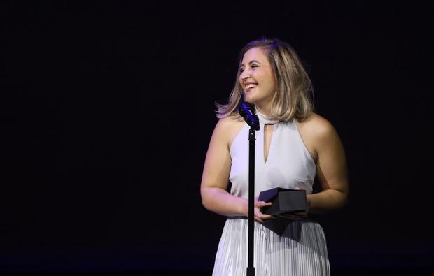 Sophia Theodorides wechselt als Musikpreisgewinnerin vom Tiroler Landestheater ans Badische Staatstheater Karlsruhe.