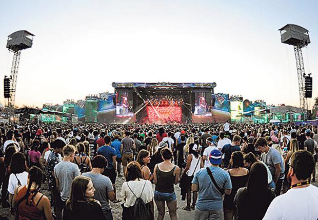 Festivalpässe für das diesjährige Frequency-Festival (15. bis 17. August) sind ausverkauft, Tagespässe sind noch zu haben.