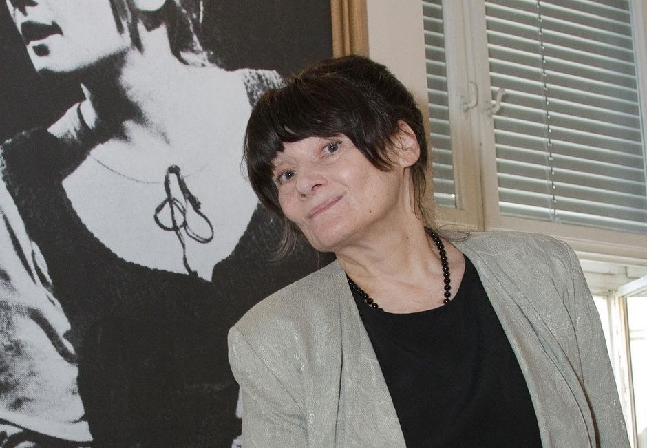 Die Wiener Schauspielerin Brigitte Swoboda.