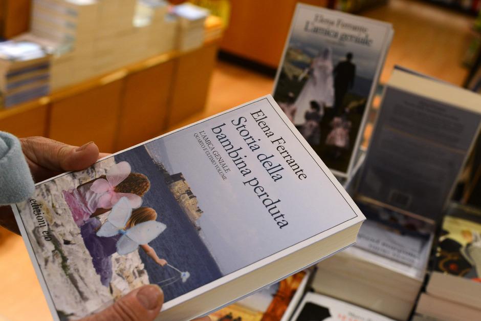 Die vierteilige Neapolitanische Saga wurde zum Welterfolg.