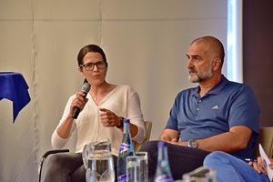 Mirjam Wolf, Leiterin der sportpsychologischen Koordinationsstelle des Landes Tirol.