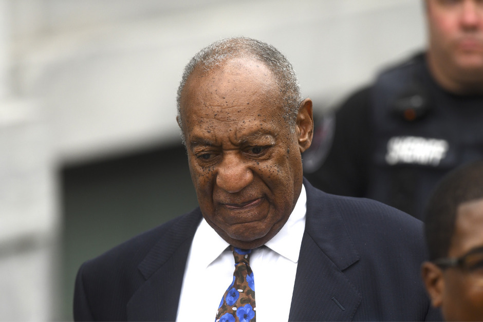 US-Entertainer Bill Cosby.