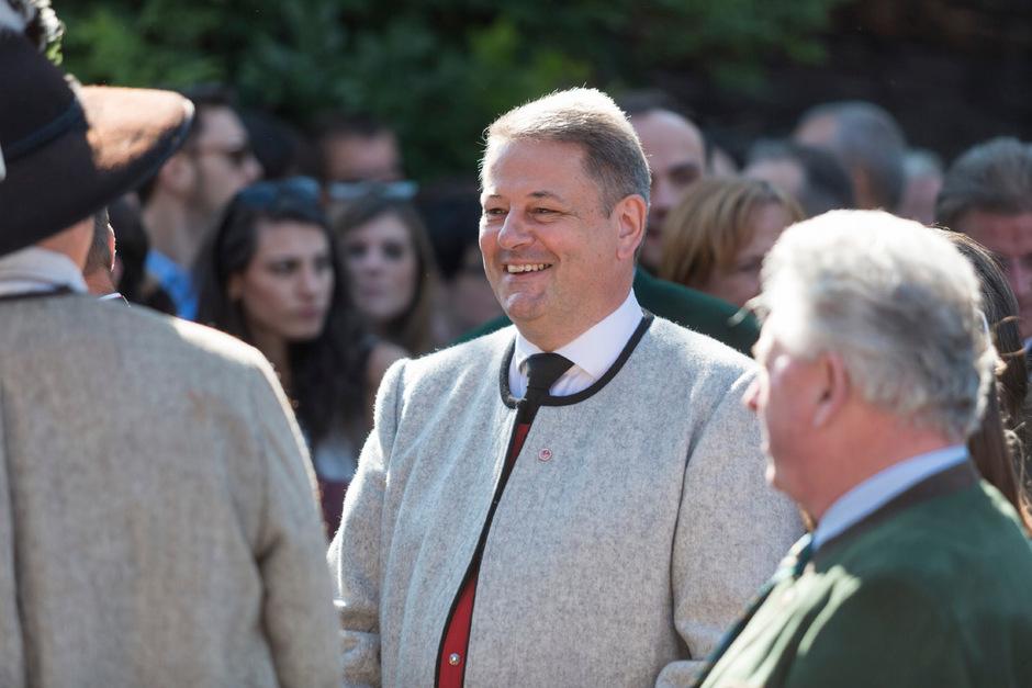 Ex-Landwirtschaftsminister Andrä Rupprechter war bei der Nationalratswahl 2017 der VP-Vorzugsstimmenkaiser.