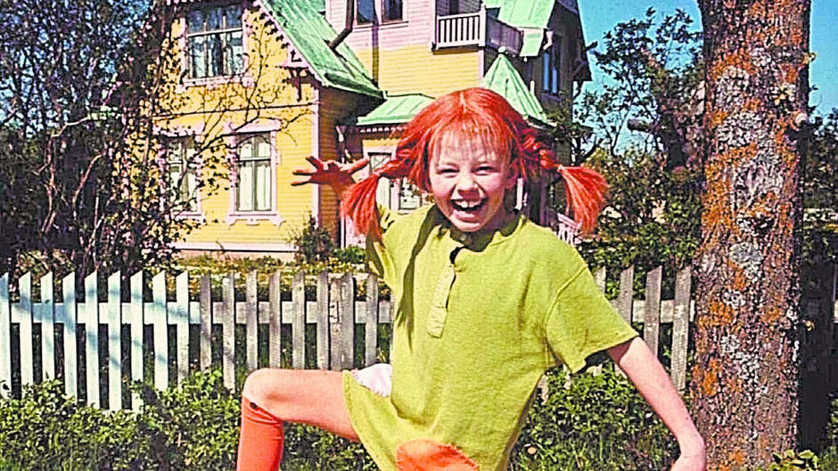 Pippi Lied Text