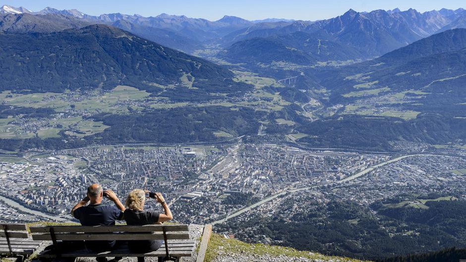 Der Klimawandel und seine Folgen: Innsbruck unterstützt eine internationale Bewegeung.