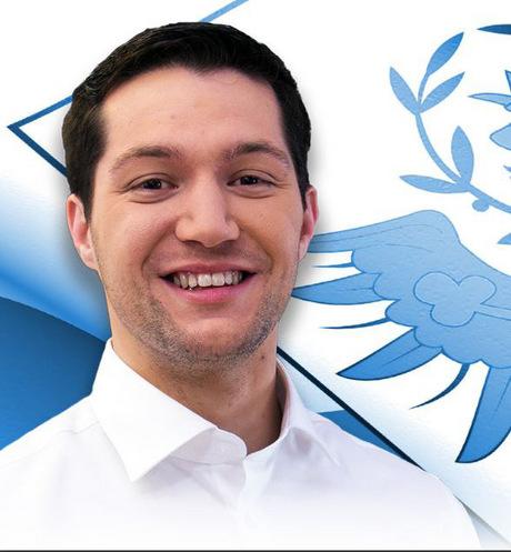 Fabian Walch ist Nummer eins bei der FPÖ.