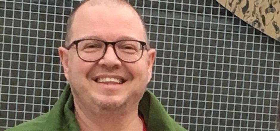 Martin Rauter ist Spitzenkandidat der Grünen.