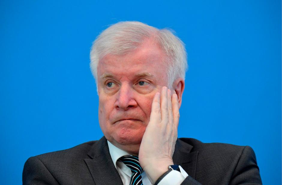 Deutschlands Innenminister Horst Seehofer (CSU).
