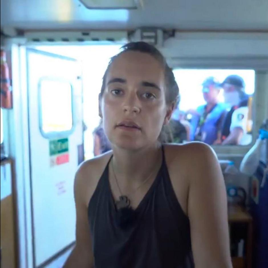 Auf Seenotrettung besteht nach Carola Racketes Meinung ein unumstößliches Recht.
