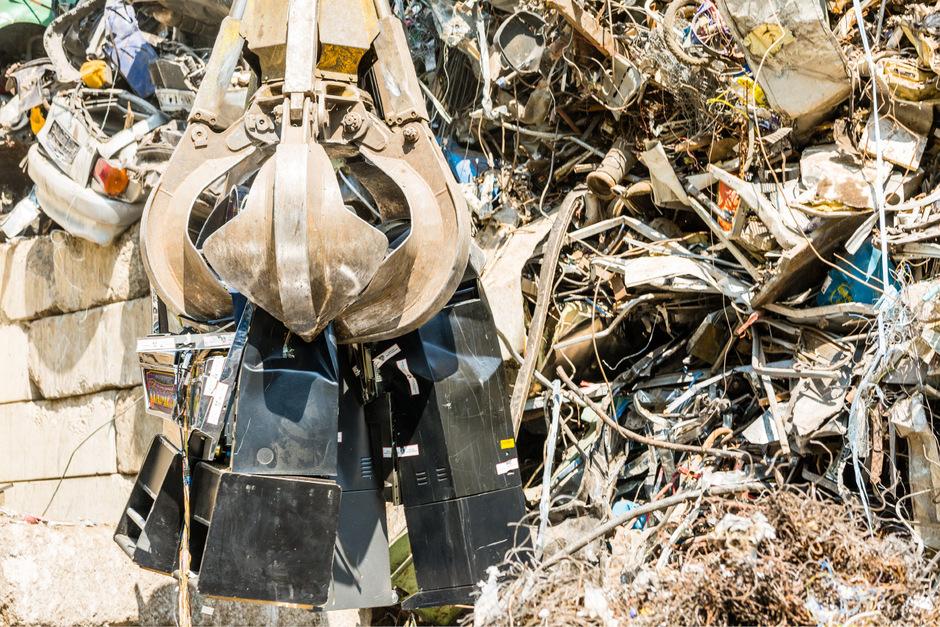 Ein Tiroler Recyclingunternehmen übernahm die Verschrottung.