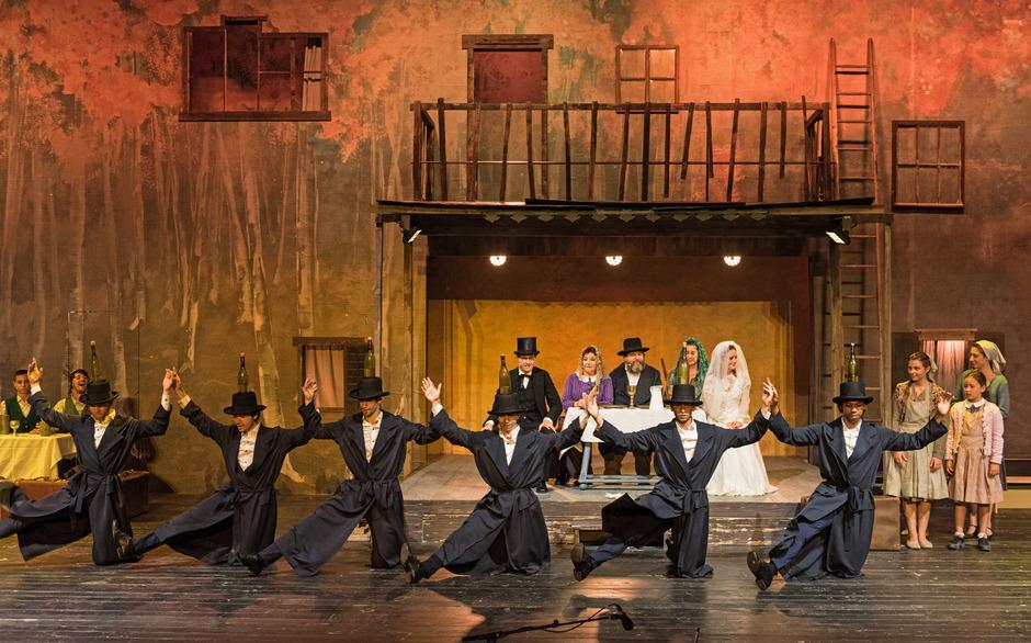 Der Operettensommer in Kufstein wurde 2018 und 2019 mit in Summe 200.000 Euro gesponsert.