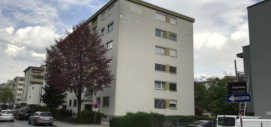 Eine Wohnung am Fürstenweg war Schauplatz des Prostituiertenmordes.