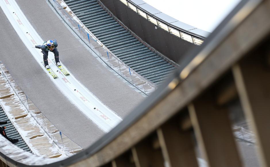 Gregor Schlierenzauer plant einen Start beim Sommer-Grand-Prix.