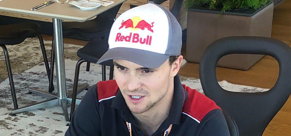 """Österreichs PS-Aushängeschild, Lucas Auer, ließ es sich nicht nehmen, beim Formel-1-Gastspiel vorbeizuschauen.<span class=""""TS_Fotohinweis"""">Foto: Suckert</span>"""